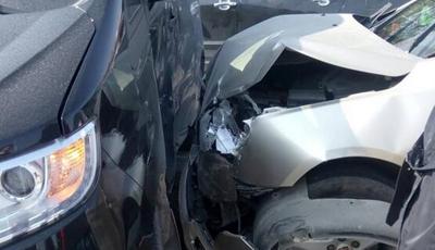 104国道新下塘路段发生惨烈车祸