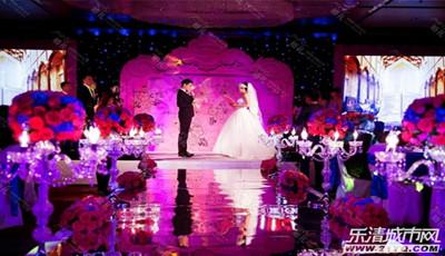 乐清妹子会玩,她的婚礼选择了视频直播,刷爆了朋友圈