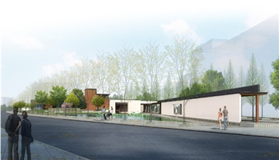 南大街图书馆一带,拆了 南门片文化公园你期待吗?