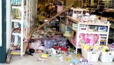 突发!南大街两家店被砸!店内一片狼藉,玻璃碎了一地!怎么了?