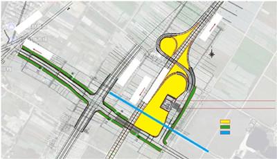 展示城市形象 喜迎远方宾朋 乐清将打造北互通绿化景观带