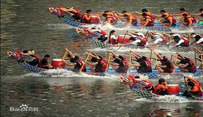 今年端午假期恰逢高考 乐清民间划龙舟时间为 6月3日至6月5日